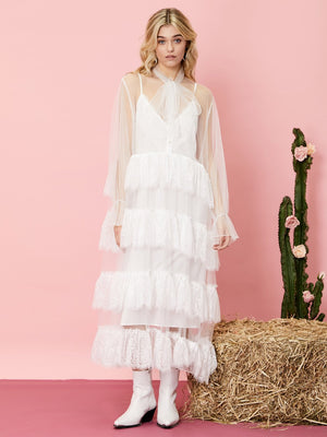 Lady Texas Lace Maxi Dress Sister Jane