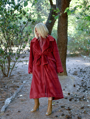 Eira Bordo Faux Fur Damodastories Collection
