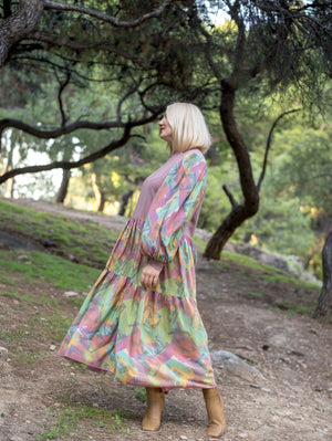 Clara Maxi Dress Damodastories Collection