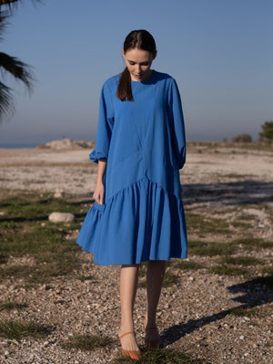 Souzana Midi Dress Damodastories Collection