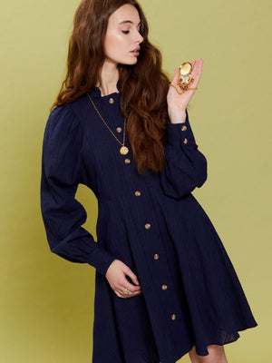 Under The Stars Shirt Dress Sister Jane