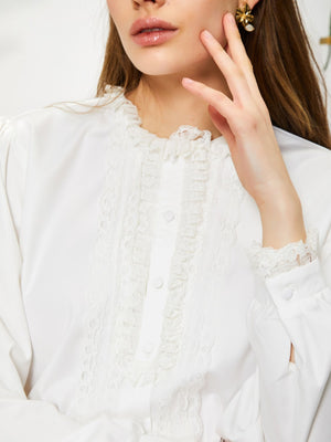 Lullaby Lace Blouse Sister Jane