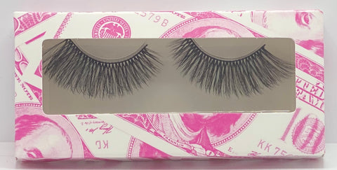 SAVAGE - 3D MINK EYELASHES