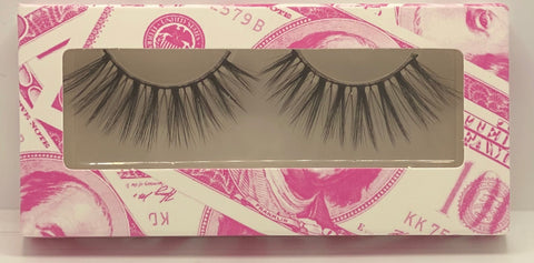 FEARLESS - 3D MINK EYELASHES