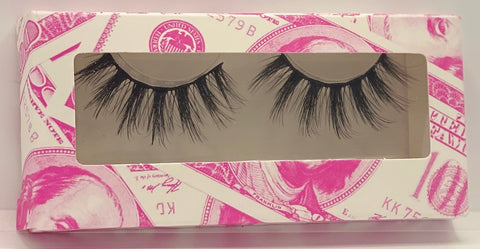 EMPRESS - 3D MINK EYELASHES