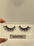 'ADDICTED' - 4D MINK EYELASHES (Original Collection)