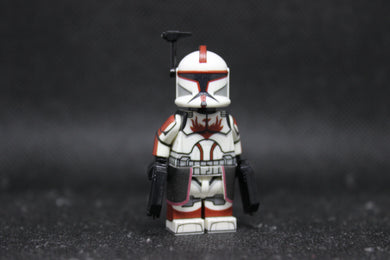 AV Phase 1 Commander Puck (Fanatics Exclusive) (Decals)