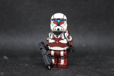AV Commando Gux (Fanatics Exclusive) (Decals)