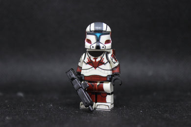 AV Commando Tag (Fanatic Exclusive)