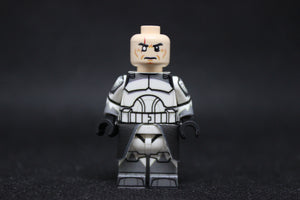 Printed Head Wolffe