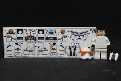 AV Phase 2 Commander Cody (Deluxe DIY Pack)