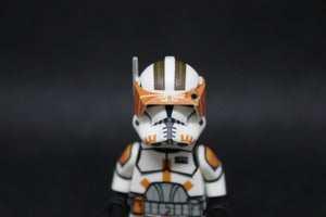 ROTB Commander Cody Visor (Decaled)