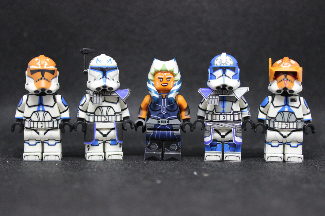 Siege of Mandalore Battle Pack