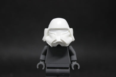 Resin Casted Blizzard Trooper Helmet (Helmet Only)