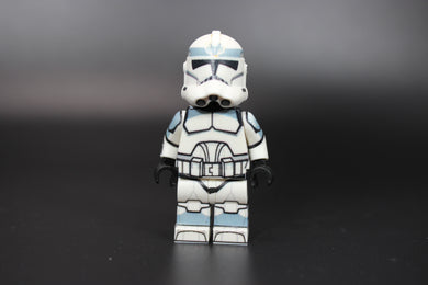 AV Phase 2 Wolfpack Trooper (Sand Blue/Dark Red) (Ready to Go!)