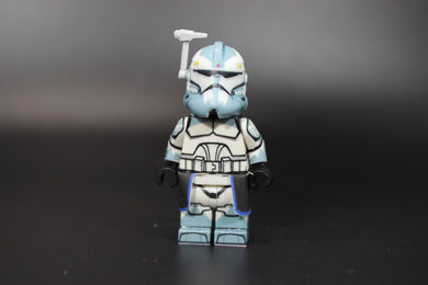 AV Phase 2 Commander Wolffe (Sand Blue) (Ready to Go!)
