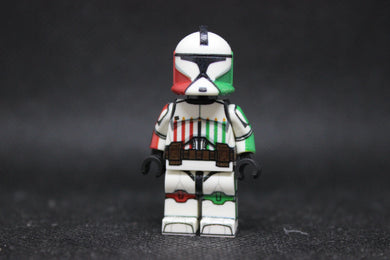AV Phase 1 Kwanzaa Trooper (Holiday AV Exclusive) (Decal)
