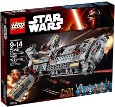 Rebel Combat Frigate (Sealed Set)