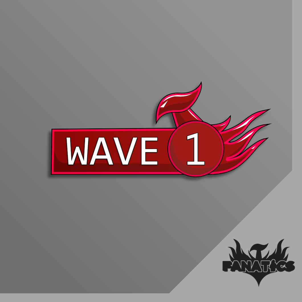Fanatics Wave 1 Decal Pass