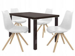 Table Set With 4 Chairs (OTERAMA)