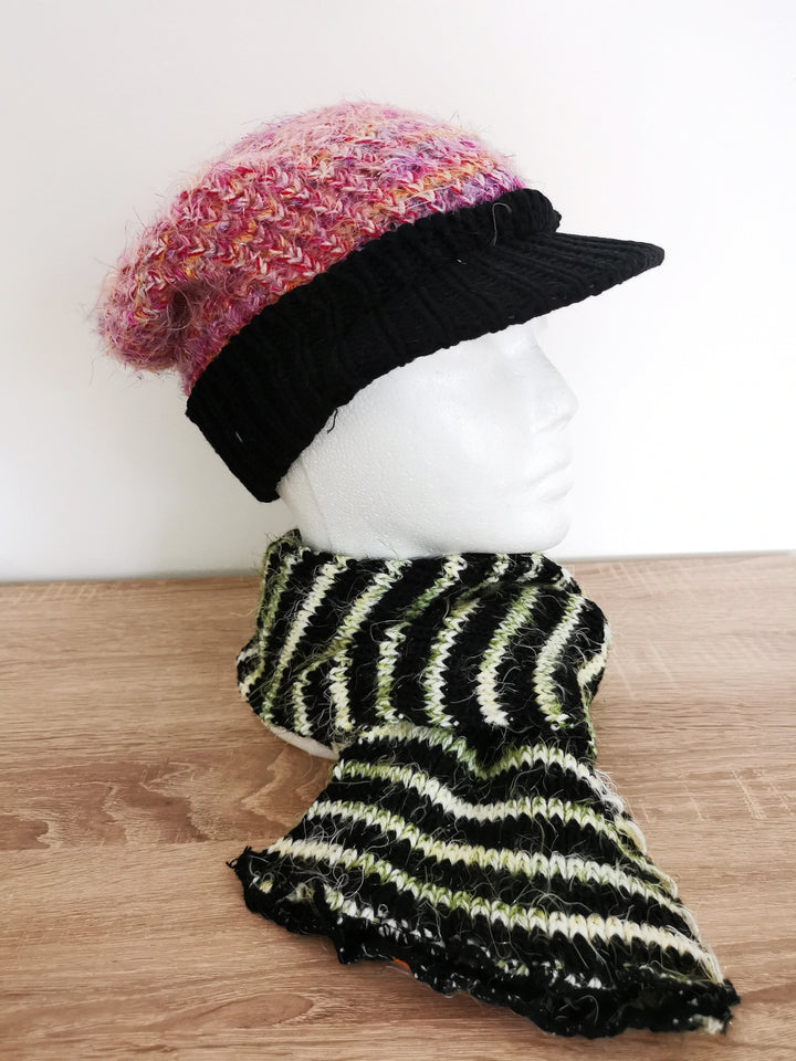 Scarf & Cap Combo (Style-6)