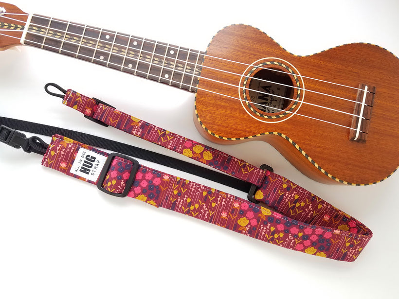 All in One Hug Strap for Ukulele