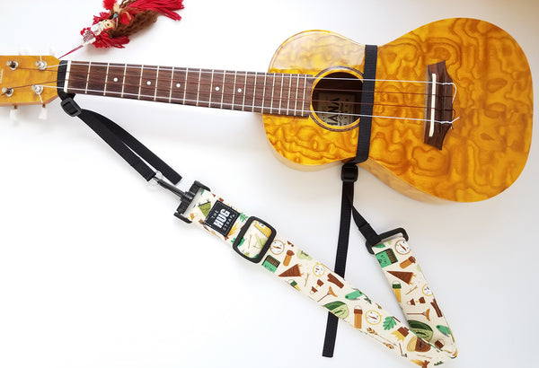 Hug Strap for Ukulele - Camping Gear