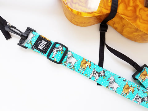 Hug Strap for Ukulele - Goats