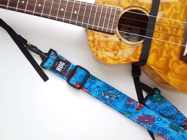 Hug Strap for Ukulele Frogs