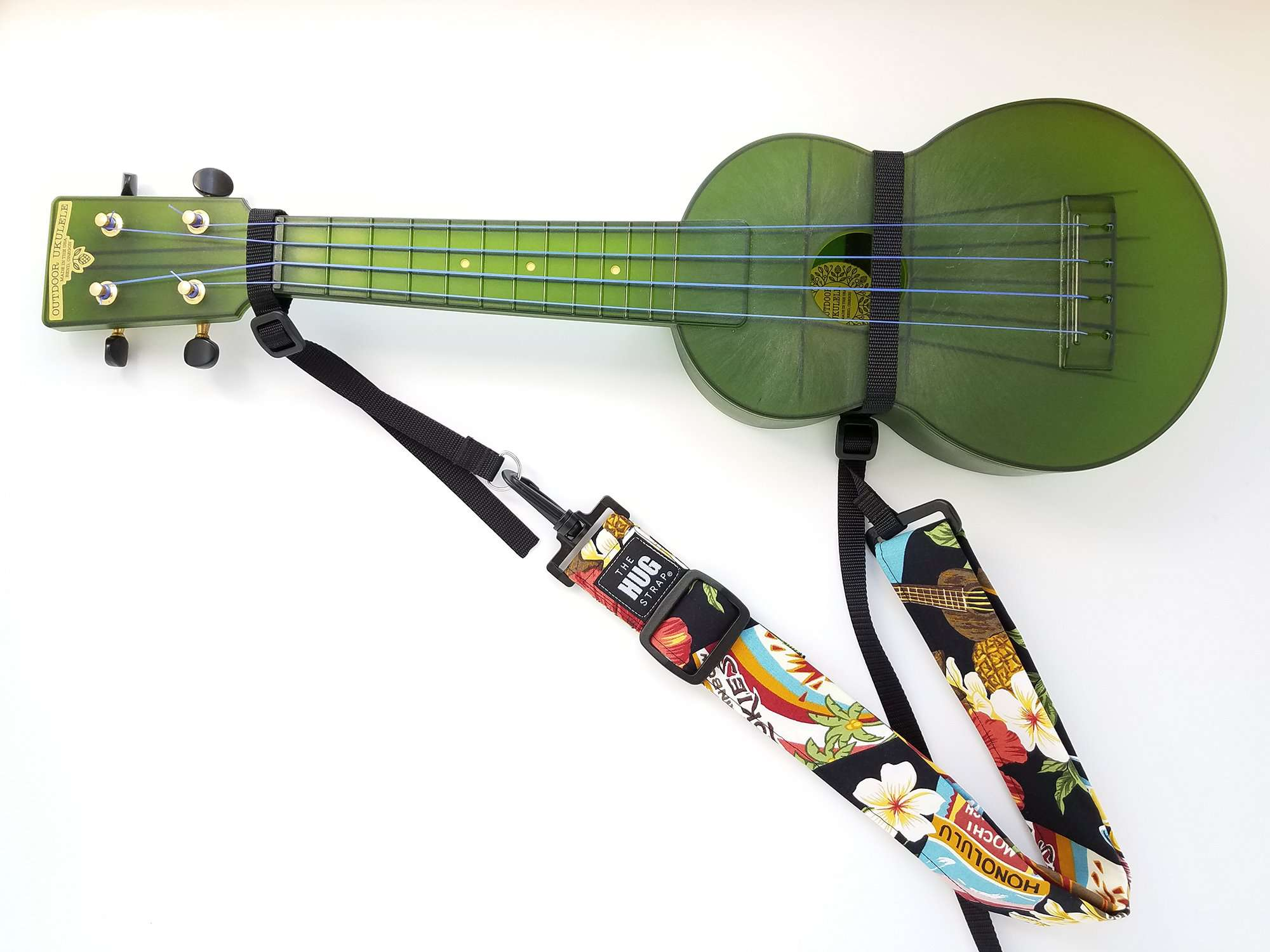 Hug Strap for Ukulele Hawaiian Exports