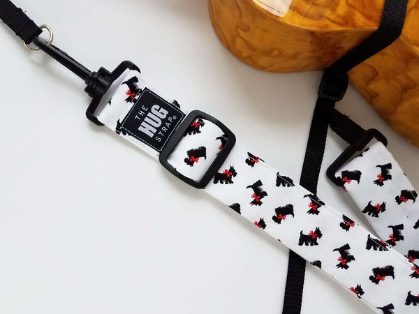 Hug Strap for Ukulele Terriers