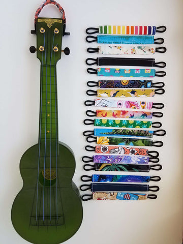 Ukulele Hanger - Patterns