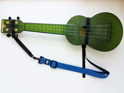 Hug Strap for Ukulele Royal Blue
