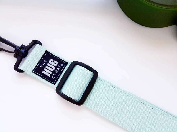 Hug Strap for Ukulele Mint Green