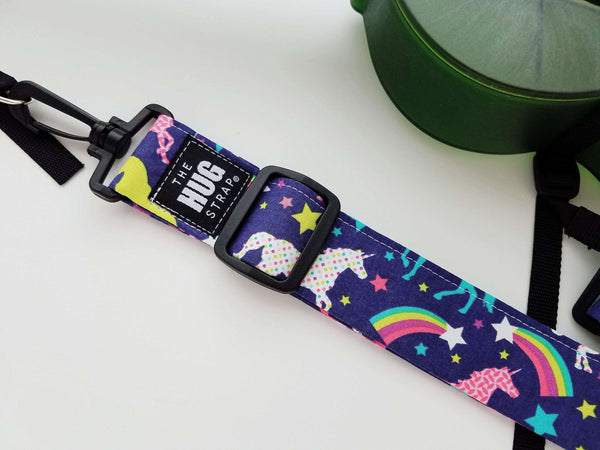 Hug Strap - Rainbows and Unicorns