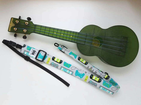 Ukulele Strap All in One Hug Videogames