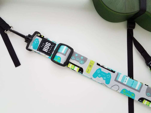 The Hug Strap for Ukulele Video Games