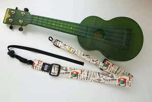 Ukulele Strap All in One Hug Musical Instruments