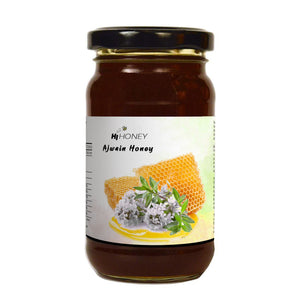 Natural Ajwain Honey - Raw & Organic - 530 gm