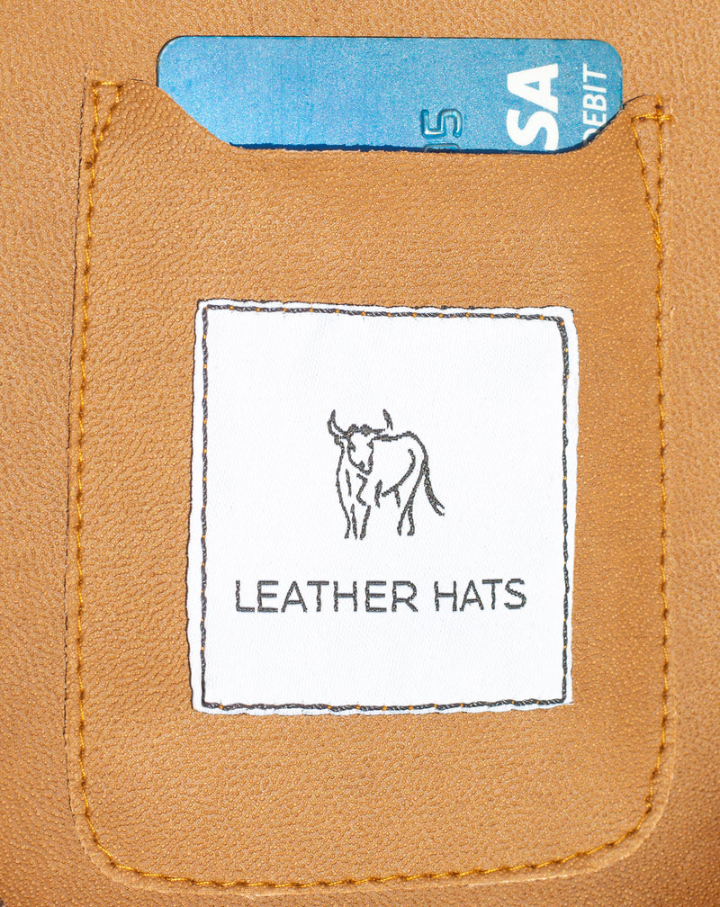 Bushman Sahara Leather Hat