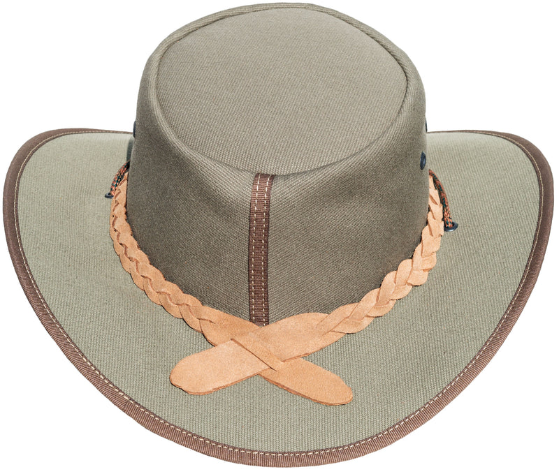 Tracker Canvas Hat