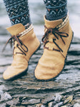 moccasins, leather boots, men's boots, women's boots, custom shoes