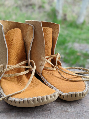 Custom Big Sky Moccasins