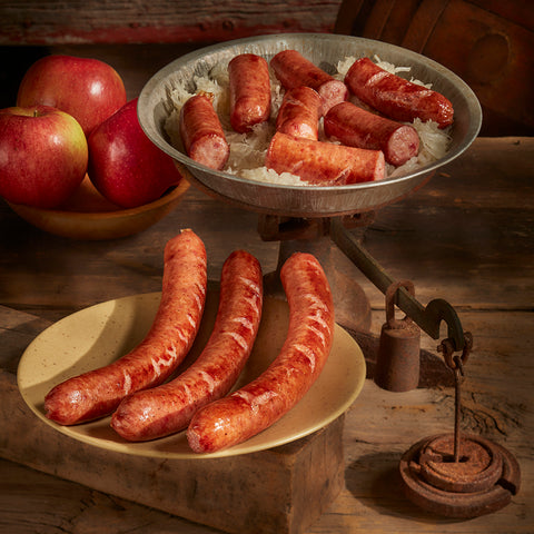 Polish Sausage & Chorizo Links - 2 Pack
