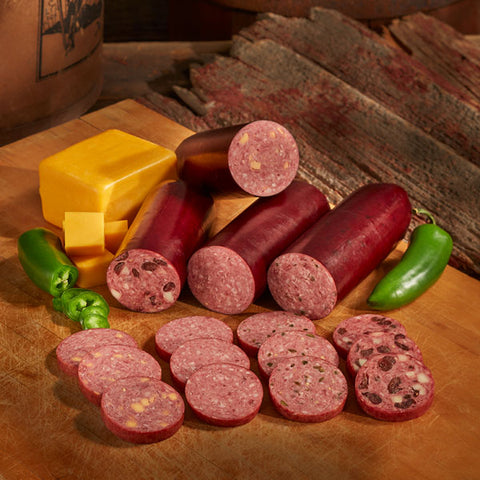 20 oz. Summer Sausage 4 Pack