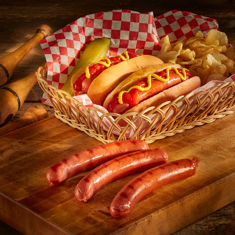 Hot Dogs - 4 Pack