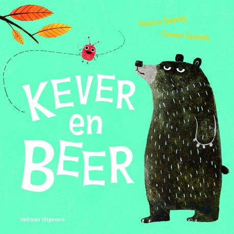 Kever en beer - P. Hegarty