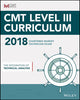 CMT Level III 2018: The Integration of Technical Analysis