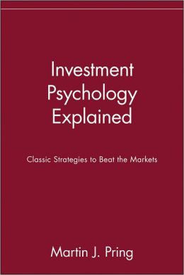 The StockCharts Store - Investment Psychology Explained by Martin Pring