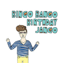 Load image into Gallery viewer, ABLE AND GAME Card - Birthday Jango